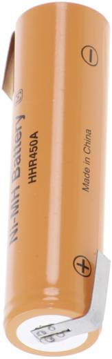 4/3 FA Speciale oplaadbare batterij 1.2 V NiMH 4500 mAh Panasonic HHR450A-LF 1 stuks