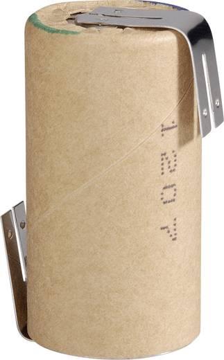 Panasonic HHR30SCP/PP-LF Speciale oplaadbare batterij Sub-C Z-soldeerlip NiMH 1.2 V 3000 mAh