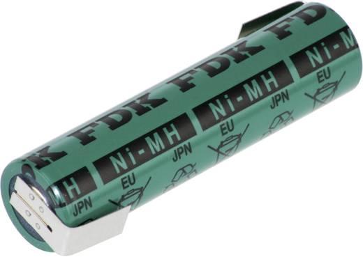 FDK HR-4/3AU-LF Speciale oplaadbare batterij 4/3 A Z-soldeerlip NiMH 1.2 V 4000 mAh