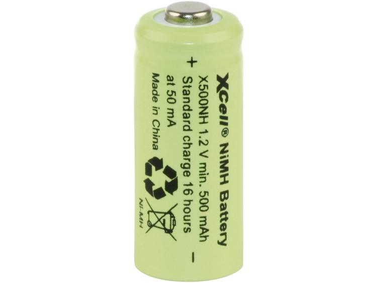 Oplaadbare N batterij (lady) XCell X500NH HR1 NiMH 500 mAh 1.2 V 1 stuk(s)