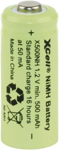 XCell X500NH HR1 N oplaadbare batterij (lady) NiMH 1.2 V 500 mAh 1 stuks