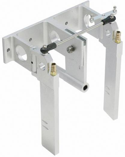 Reely (62102-1) Aluminium dubbelroersysteem