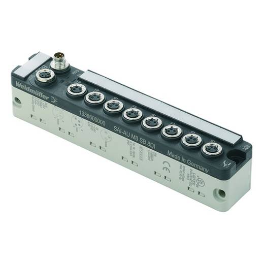 Sensor-/actuatorbox SAI-AU M8 SB 8DI Weidmüller Inhoud: 1 stuks
