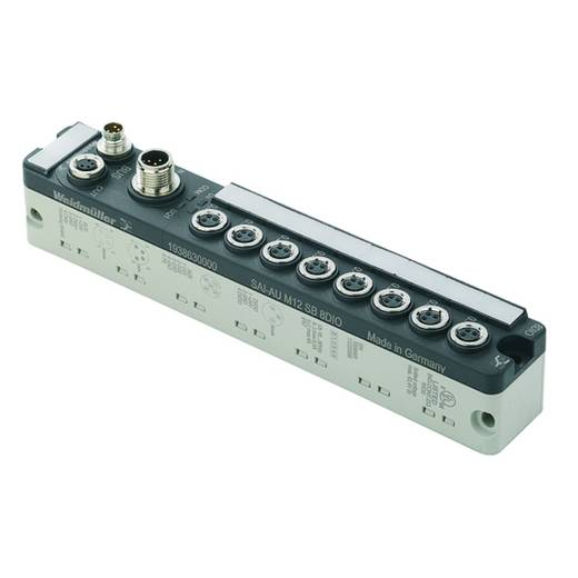 Sensor-/actuatorbox SAI-AU M8 SB 8DIO Weidmüller Inhoud: 1