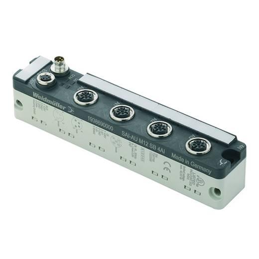 Sensor-/actuatorbox SAI-AU M12 SB 4AI Weidmüller Inhoud: 1 stuks
