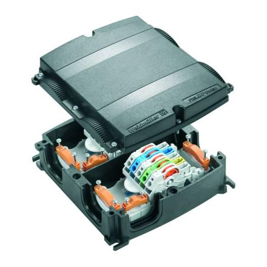 Weidmüller FP BOX 10P Verdeeldoos Flexibel: 0.5-6 mm² Massief: 0.5-6 mm² 1 stuks Zwart