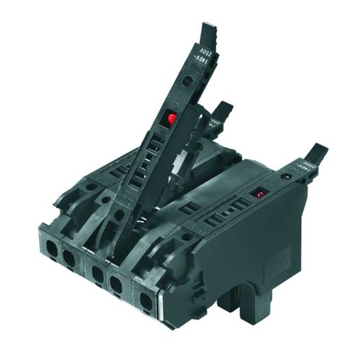 Weidmüller PTSI 4/LD 400V AC 1961770000 Veiligheids-connector Flexibel: 0.5-4 mm² Massief: 0.5-4 mm² Aantal polen: 5 1 s