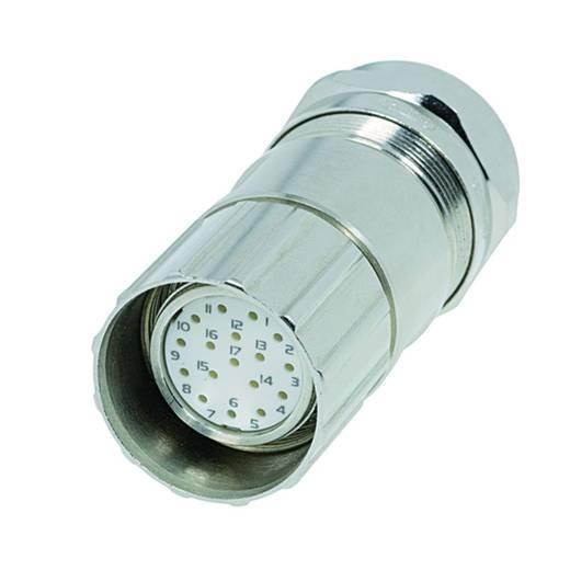 Sensor/actorstekker, inbouwstekker, lege behuizing SAI-M23-GS-7/12
