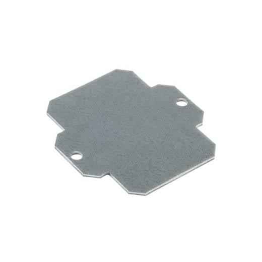 Weidmüller MOPL K11 staal Montageplaat (l x b) 64 mm x 68 mm Plaatstaal 1 stuks
