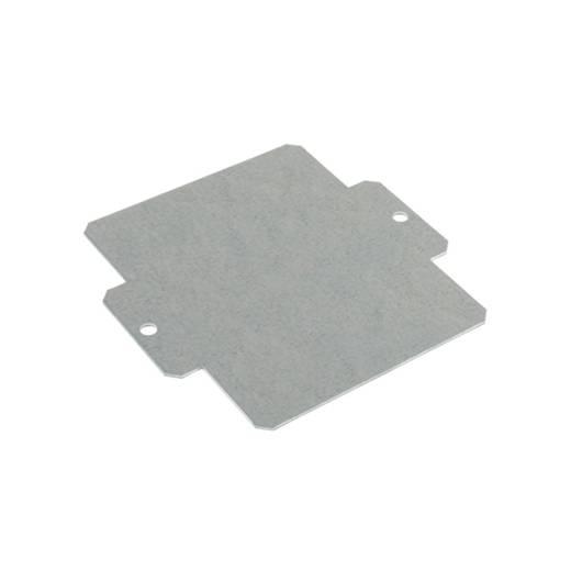 Weidmüller MOPL K52 staal Montageplaat (l x b) 145 mm x 145 mm Plaatstaal 1 stuks