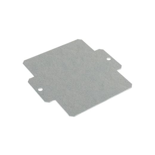 Weidmüller MOPL K52 STAHL Montageplaat (l x b) 145 mm x 145 mm Plaatstaal 1 stuks