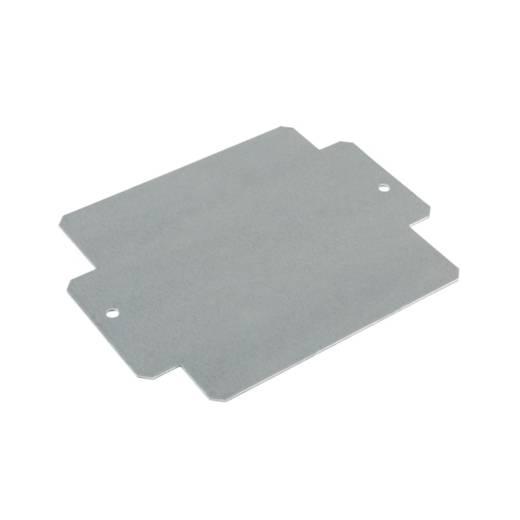 Weidmüller MOPL K6 staal Montageplaat (l x b) 183 mm x 190 mm Plaatstaal 1 stuks