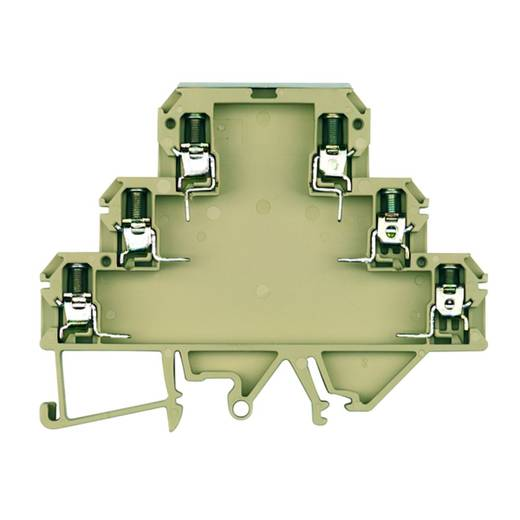 Weidmüller KOPL MCZ 1.5 DIN-rail-behuizing basiselement 18 stuks