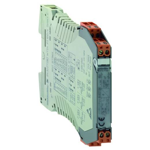 RTD-omvormer WTS4 PT100/4 V 0-10V Fabrikantnummer 8432240000WeidmüllerInhoud: 1 stuks