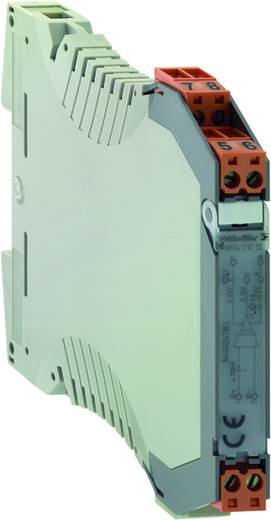 Signaalomvormer/-scheider WAZ4 CVC DC 4-20/0-10V Fabrikantnummer 8445050000WeidmüllerInhoud: 1 stuks