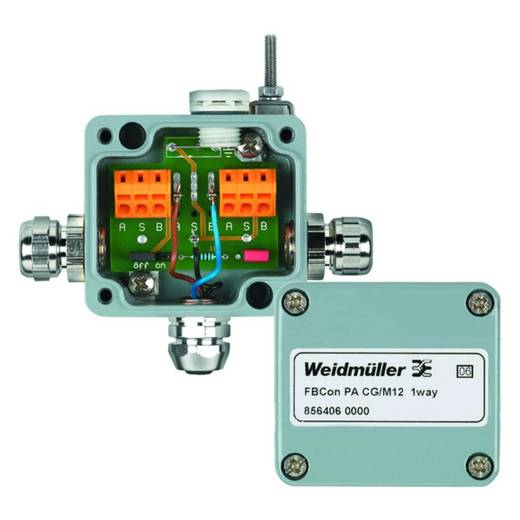 Standaardverdeler FBCON SS CG/M12 1WAY Weidmüller Inhoud: 1