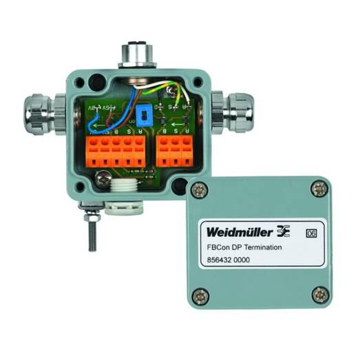 Standaardverdeler met busafsluiting (actief) FBCON DP M12 TERM 5V Weidmüll