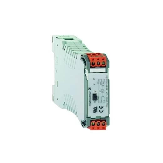 Elektronische zekering Weidmüller WGZ 24Vdc 3,15A 8621030000