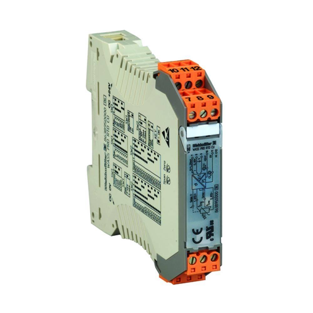 RTD transformatorer Weidmüller WAS5 PRO RTD CU 8638950000 1 st