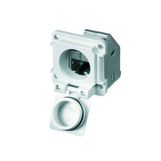 Weidmüller IE-XM-6D-RJ45/RJ45-IP67 Inbouwflens