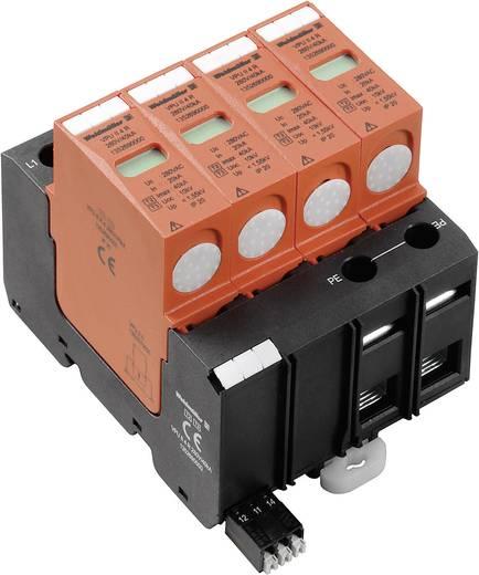 Weidmüller VPU II 4 R 280V/40kA 1352690000 Overspanningsafleider Overspanningsbeveiliging voor: Verdeelkast 20 kA