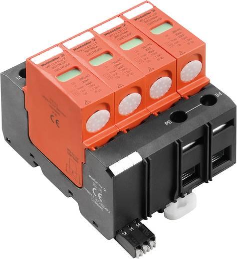 Weidmüller VPU II 4 R LCF 280V/40kA 1352780000 Overspanningsafleider Overspanningsbeveiliging voor: Verdeelkast 20 kA