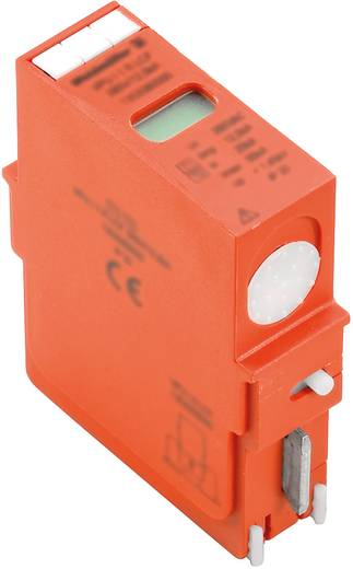 Weidmüller VPU II 0 600V/40kA 1352930000 Insteekbare overspanningsafleider Overspanningsbeveiliging voor: Verdeelkast 12.5 kA