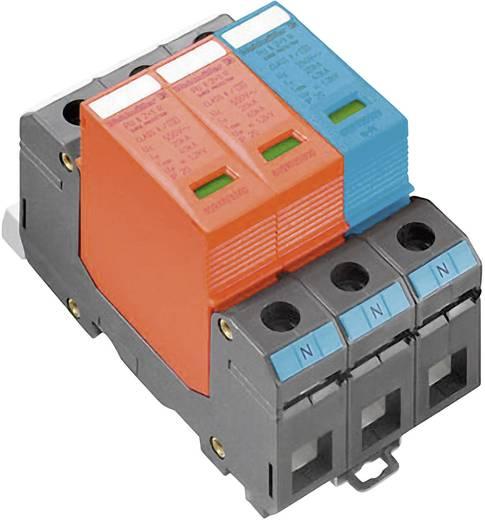 Weidmüller VPU II 3 R PV 1200V DC 1351440000 Overspanningsbeveiliging (verdeelkast) Overspanningsbeveiliging voor: Photovoltaïsch systeem 20 kA