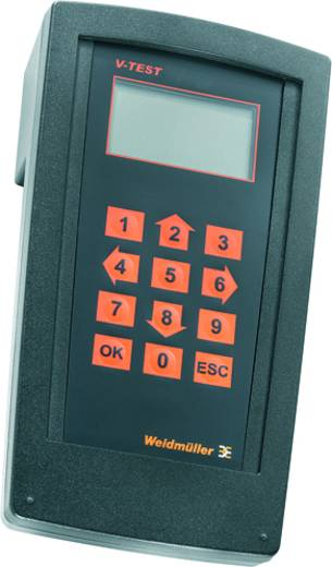 Weidmüller VSPC MOV 2CH 24V R 8951650000 Insteekbare overspanningsafleider Overspanningsbeveiliging voor: Verdeelkast 2