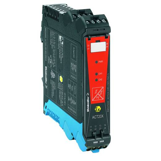 EX-signaalomvormer/-scheider ACT20X-2HDI-2SDO-S Fabrikantnummer 8965390000Weidmüller<