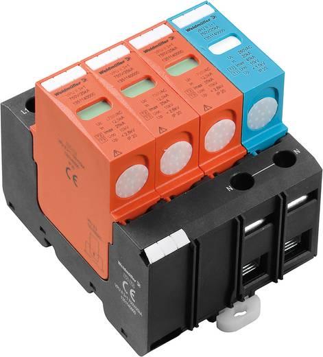 Weidmüller VPU II 3+1 750V / 40kA 1351140000 Overspanningsafleider Overspanningsbeveiliging voor: Verdeelkast 12.5 kA