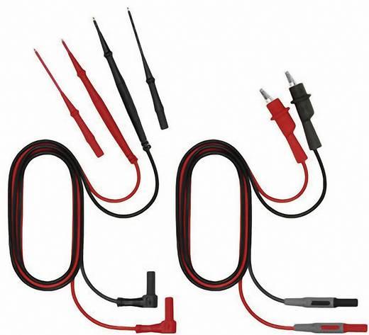 Weidmüller ACC MULTI 1037 Veiligheidsmeetsnoerenset [ Banaanstekker 4 mm - Krokodilklem, Testpunt] 1 m