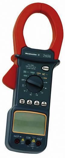 Weidmüller MULTIMETER C 2606 Stroomtang, Multimeter Digitaal Kalibratie: Zonder certificaat CAT III 1000 V Weergave (co