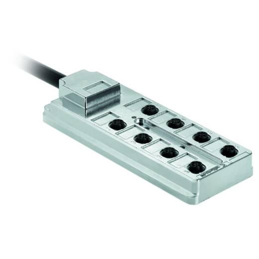 Passieve sensor-/actuatorverdeler SAI-8-FMM-4P M12 5M Weid