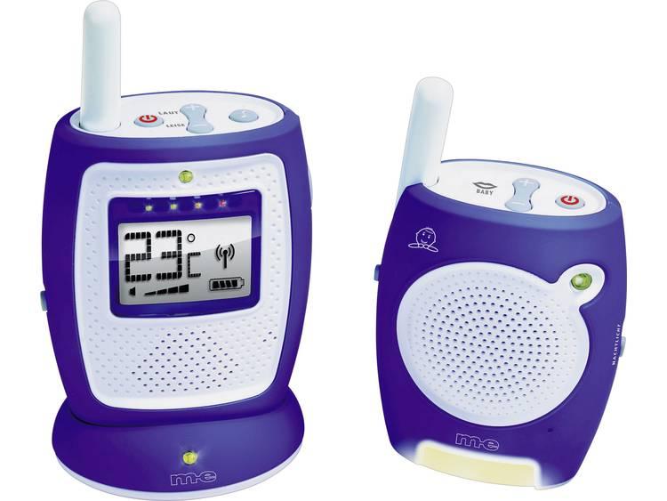 m-e modern-electronics Draadloze babyfoon DBS 5 10604 Frequentie 2,4 GHz Bereik max. (in het vrije v