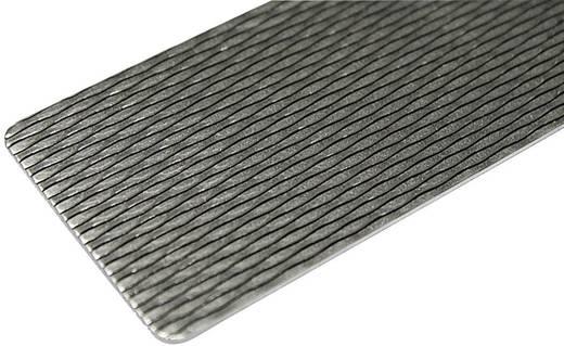 Aluminium Golfplaat fijn (l x b) 300 mm x 170 mm Dikte: 1 mm