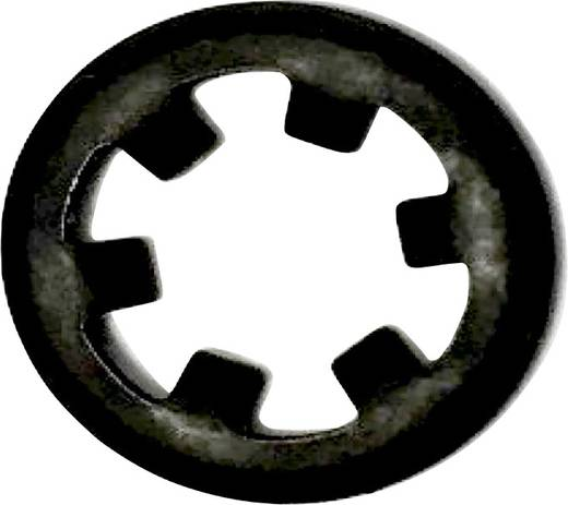 Zekeringsringen voor wielen 2.5 mm