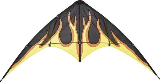 HQ Bebop Fire Stuntvlieger Spanwijdte 1450 mm Geschikt voor windsterkte 2 - 5 bft
