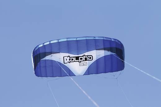 HQ PowerKites Alpha 3.5 Vierlijns Matrasvlieger Spanwijdte 3500 mm Geschikt voor windsterkte 2 - 6 bft