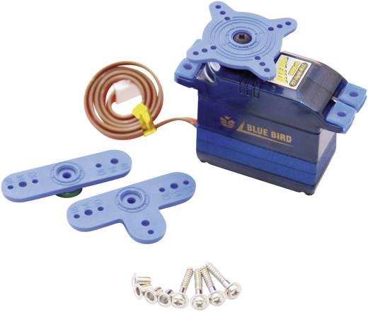 Bluebird Standaard servo BMS-660DMG Digitale servo Materiaal (aandrijving): Metaal Stekkersysteem: JR