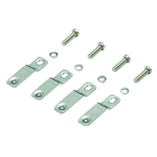 Weidmüller MF POK SMALL Bevestigingsset (l x b x h) 10 x 40 x 40 mm 1 stuks