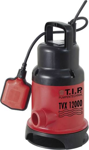 Vuilwater-dompelpomp 10800 l/h 6 m T.I.P. 30261