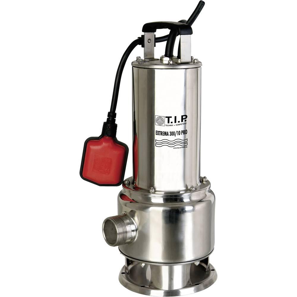 T.I.P. Extrema 300/10 Pro 30072 Smutsvattenpump dränkbar 19500 l/h 10.5 m