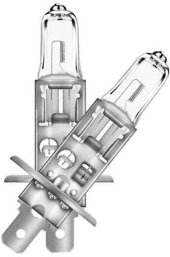 Halogeenlamp OSRAM Silverstar 2.0 H1 12 V 1 paar P14.5s (Ø x l) 9 mm x 67 mm