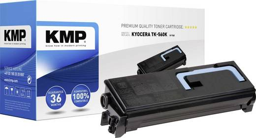KMP Tonercassette vervangt Kyocera TK-560 Compatibel Zwart 12000 bladzijden K-T40