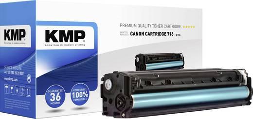 KMP Compatibel Tonercassette C-T24 vervangt Canon 716 Cyaan