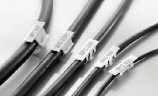 Apparaatcodering Multicard SFC 2/12 NEUTRAAL RT Weidmüller Inhoud: 120 stuks