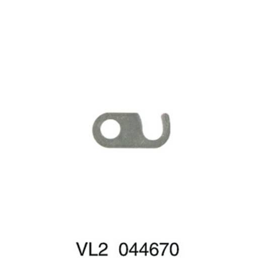Dwarsverbindingsstrip VL 2 AKZ4/DK4 0446700000 Weidmüller 50 stuks