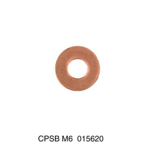 Bevestigingsschroef BFSC M2.5X18 PA/RT 0303300000 Weidmüller 100 stuks