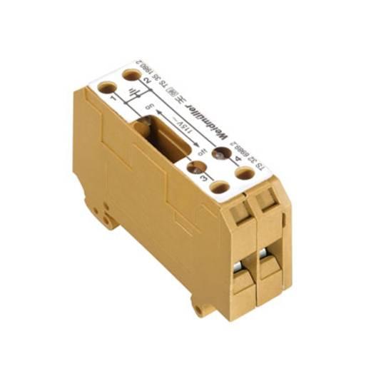 Scheidings- en meetscheidingsserieklem SAKT E/32 2LD 60VAC Weidmüller Inhoud: 5 stuks